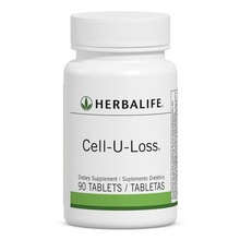 Herbal Plant Nutrients enriched Cell-U-Loss Tablets to Eliminate Excess Body Fluid