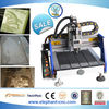 hot sale small cnc wood carving machine with DSP controller