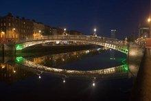 20x30 Inch Photos Of Dublin Irelnad