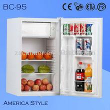 95L Compressor America Type Refrigerator BC-95