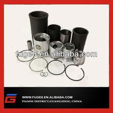 cylinder liner set D7D for Volvo diesel engine