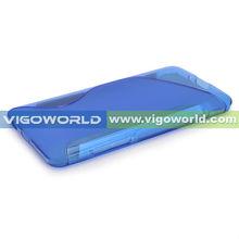 Transparent Flexible TPU Skins / Cases For HTC 609D
