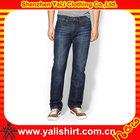 Applique custom-made jeans degree