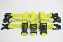 tas lock luggage belt strap