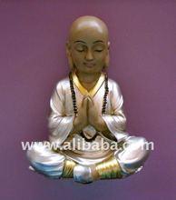 "SHAOLIN Buddha [ ""sitting monk"" ]"