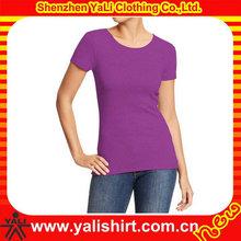 Innovative western new design ladies t-shirt