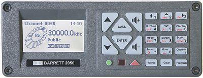 Barrett 2050 Hf Ssb 1. 6 - 30 mhz 100 watts