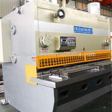 Electric Back Gauge Guillotine Shear,aluminum frame cutting machine