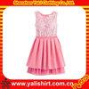 100% Cotton emboridered dress set