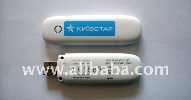 ZTE HSPA-USB-Stick 3G modem MF190s white