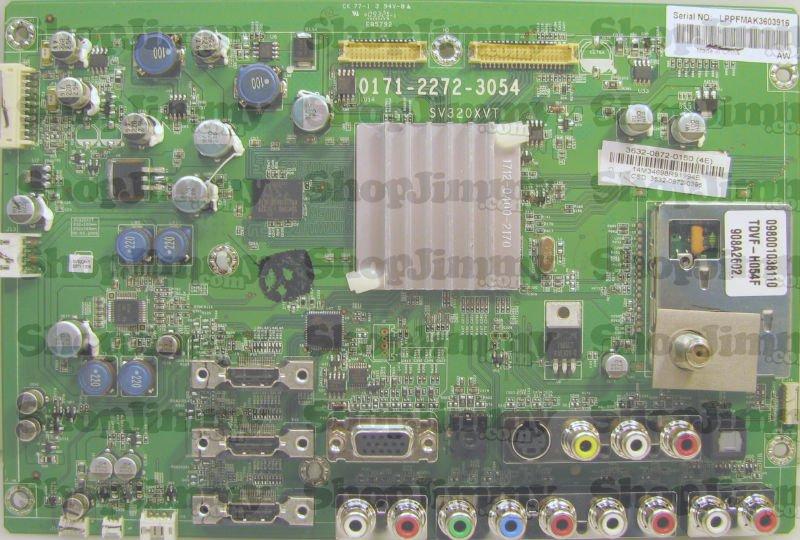 3632-0872-0395 Main Board