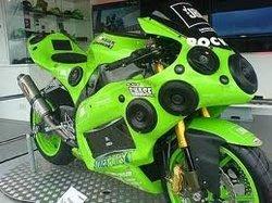 Kawasaki Sports bike