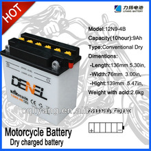 Dry charged battery parts corporation high power of output batteries commodities in short supply