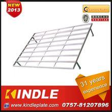 Kindle New customized galvanized sheet metal bending brake manual/sheet metal break in Guangdong ISO9001:2008