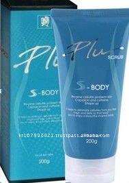 S-body Plu Scrub Korean Skin Care Products