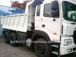 Hyundai Dump Truck 15Ton HD270 10m3