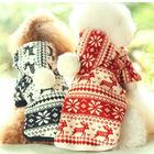 Pet Coat Fashion Warm Clothing Hood Sweatshirt Dog Clothes