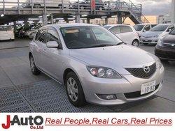 2005 Mazda3 Axela BK5P Used Car