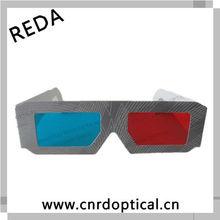 Hot selling 3D paper eye glasses