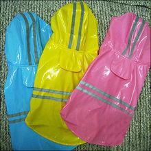 Large / Small Dog Rain Coat Waterproof Dog Jacket Bobby Dog Coat