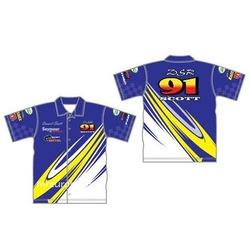 Auto Racing  Crew Clothing on Crew Shirt   Buy Crew Shirt Sublimated Crew Shirts Custom Pit Crew