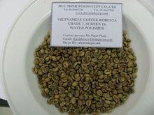 VIETNAMESE GREEN COFFEE, VIETNAMESE ROBUSTA COFFEE, VIETNAMESE ARABICA COFFEE