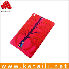 hard matte case for ipad mini with two edges full printing shenzhen manufacturer