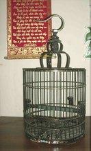 Ebony round cage