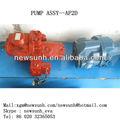 Uchida rexroth hidráulica de la bomba, la bomba ap2d25hydraulic