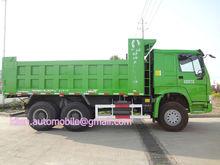 Qucik seller! SINOTRUK HOWO 6*4 new back tipper trucks/dump trucks