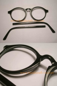 Optical Frames Made Of Water Buffalo Horn