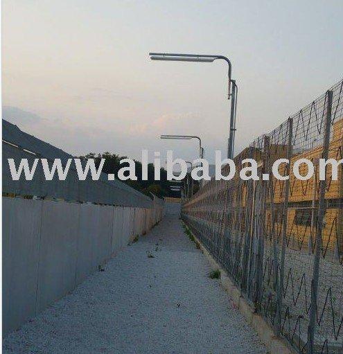 Sensitive Underground Detection Fence Security System
