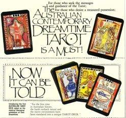Australian Dreamtime Contemporary Tarot Cards