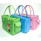 Ventilated Nylon Pet Dog Cat Tote Crate Carrier House Kennel Handbag Sling Bag