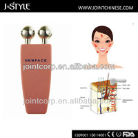 2013 new handheld beauty massager microcurrent best selling beauty products