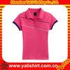 Dobby printing custom sport jersey dri fit polo sport shirts for women