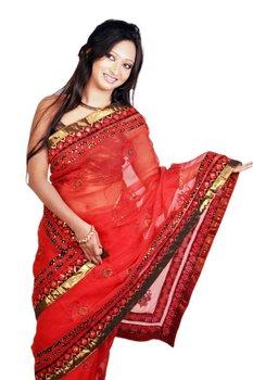 Muslin Saree