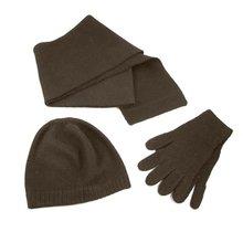 Alpaca Scarf, Glove, Hat