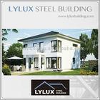 Cheap prefabricated house modular homes smart villa