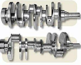 Crankshafts for alco locomotives