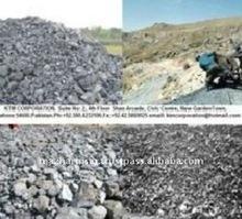High Grade Pakistan Chromite ore
