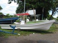 panga sport fishing 25ft
