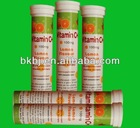 powerful energy drink vitamin c effervescent tablet