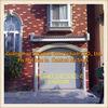 Australia noiseless galvanized steel main gate design home