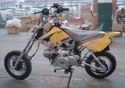 High quality gas mini dirt bike 70cc