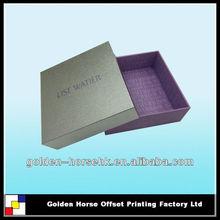 Rigid Base&Lid Paper Box Cosmetic