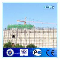 8t High quality Hydraulic Tower Crane Rental