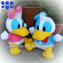 cartoon duck DOLL &big eyed stuffed toys