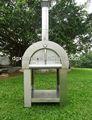 2014 rápido durable portable utilizado horno de pizza hornos eléctricos de uso doméstico de madera de pizza horno de alimentos squishys