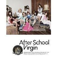 K-pop, Korean Music CD AFTER SCHOOL - VOL.1 VIRGIN